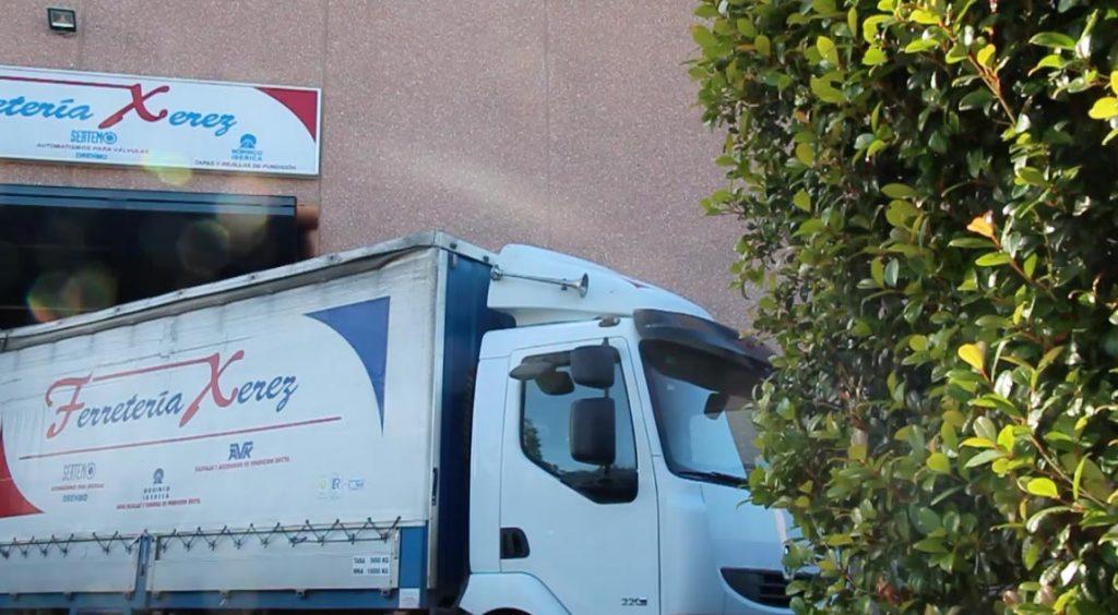 Ferretería Xerez entrega envíos entre 24 y 72 horas