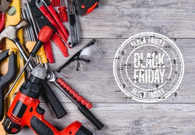Black Friday de productos de ferretería