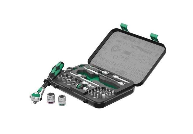 Ferretería Xerex te ofrece este maletín metálico de herramientas en oferta