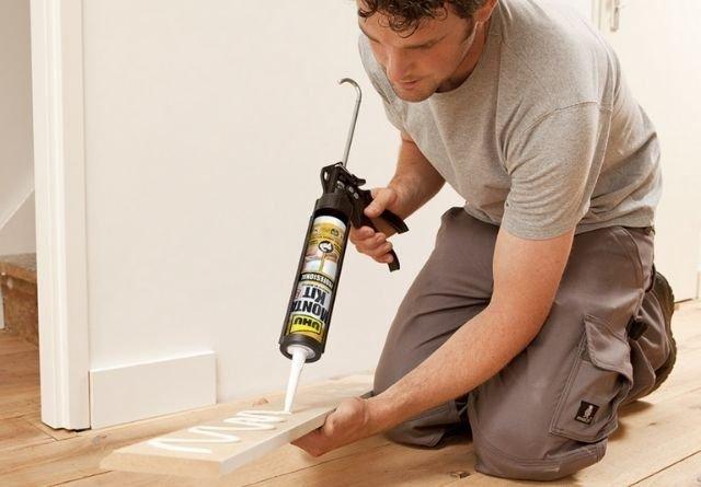La marca UHU tiene productos de fijación para las reparaciones más comunes en las viviendas