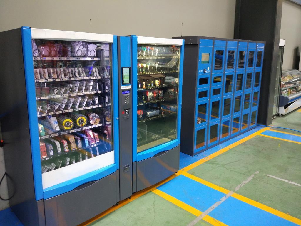 Ferretería Xerez ofrece tres tipos de almacenes automatizados