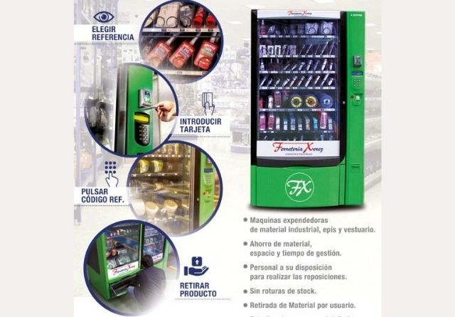 Novedoso servicio de gestión de almacenes